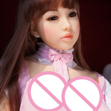 145cm hot sale sex dolls real silicone sex doll with metal skeleton Japanese mini sex doll  with Oral Vagina  silicone for male