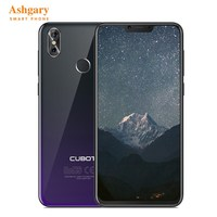 CUBOT P20 Android 8.0 Smartphone 4G 6.18 FHD MTK6750T Octa Core 1.5GHz 4GB RAM 64GB ROM 20.0MP Camera 4000mAh Mobile Cellphone