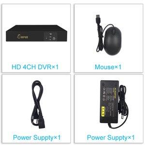 Image 5 - Keeper h.265 5mp poe nvr para 4ch 2mp/5mp segurança gravador de vídeo h.265 movimento detectar onvif p2p cctv nvr