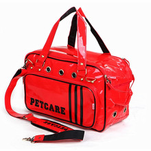 Fashion Portable Leather Pet Carrier