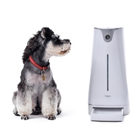 Hoison Automatic Pet Feeder Dispenser Electronic Automatic Cat Feeder Smart Feeder Remote Controlled By Cell Phone