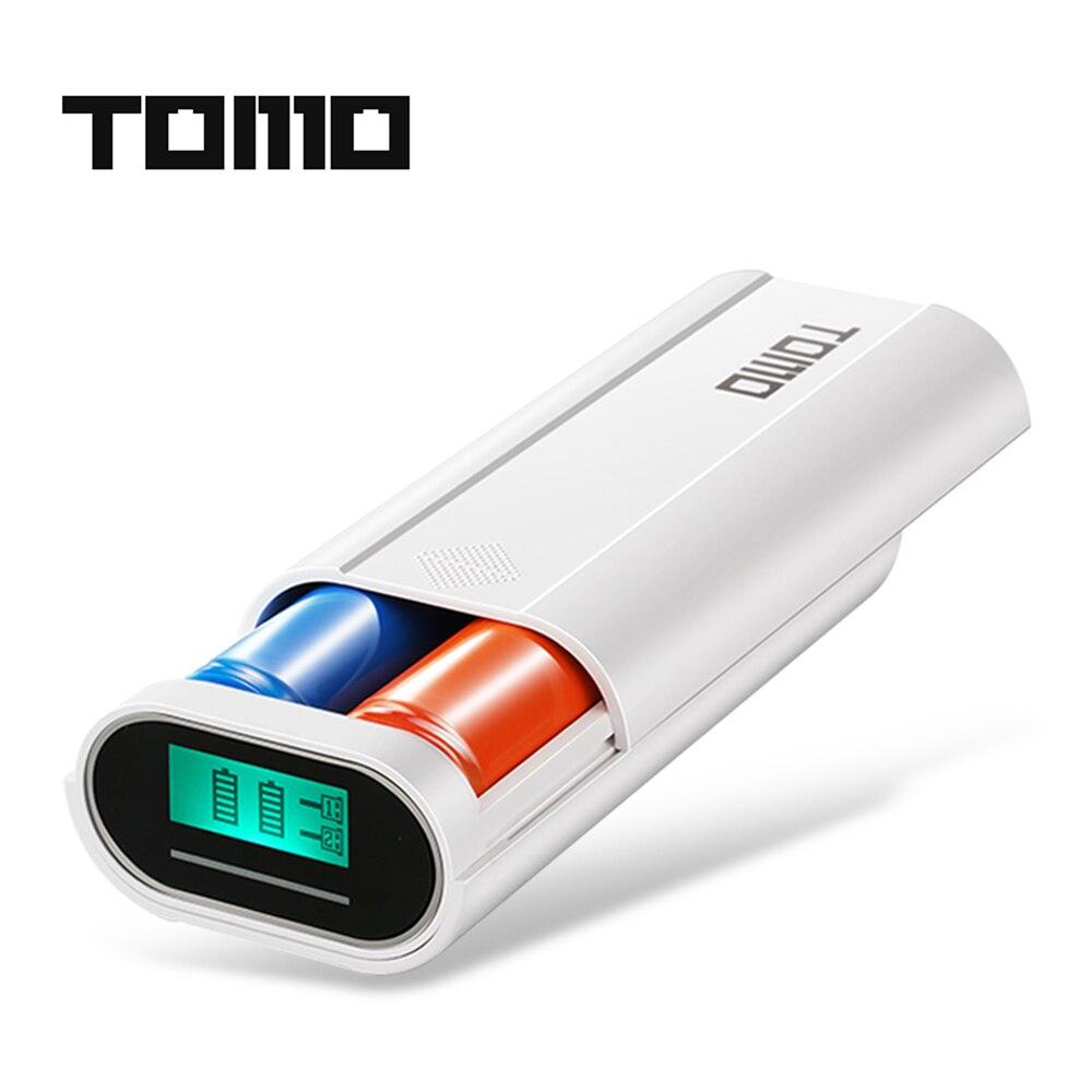 TOMO M2 Smart Power Charger C2 X 18650 Li Ion Battery 5V