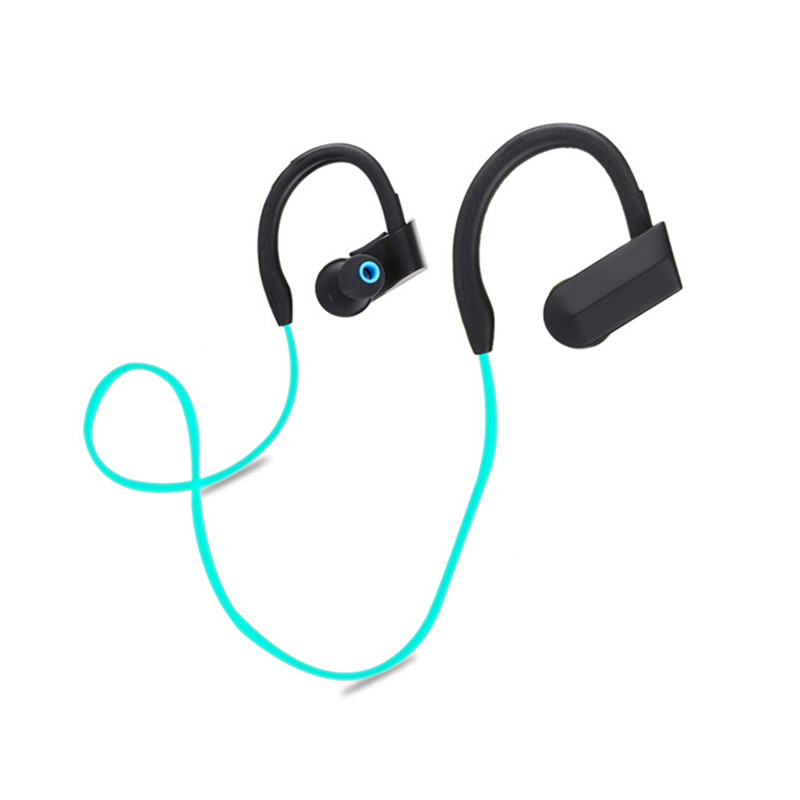Tottiday Wireless Bluetooth Sports Headset Movement Fitness Bluetooth Headphone Super Bass Earbuds with Mic for iphone xiaomi