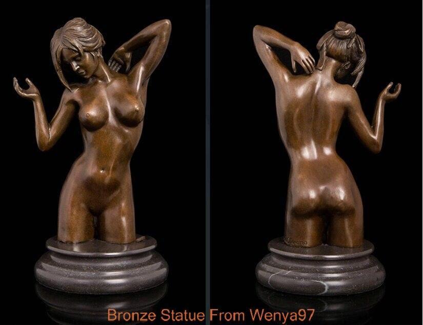 Женские статуи эротические фото 62-389