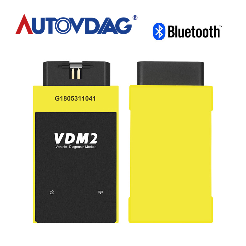 UCANDAS VDM II WIFI &amp Bluetooth Easydiag Code Scanner For Android 4.0 8.0 7.0 Or Newer VDM2 V5.5 Multi-Language vdm ucandas wifi full system automotive diagnostic tool multi language newest version v3 73 include for h onda adapter