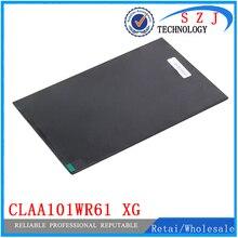 Оригинал 10,1 »дюймовый ЖК-дисплей Дисплей Панель CLAA101WR61 XG для планшетных ПК ЖК-дисплей замена экрана Бесплатная доставка