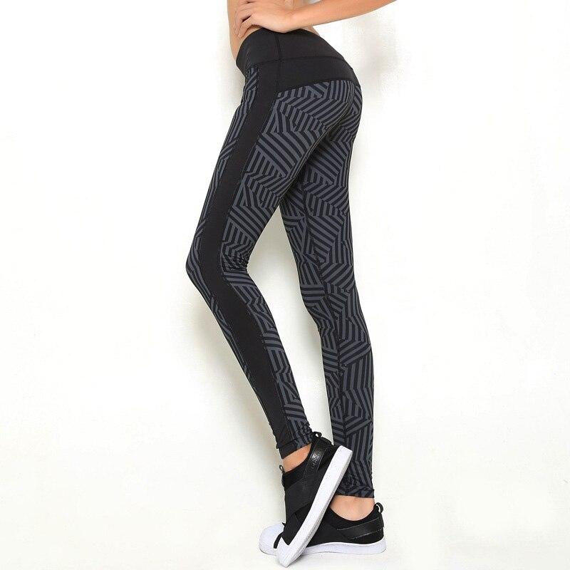 Women's Leggings Black Print Women Fitness Legging Slim Jeggings 2016 New Wholesale
