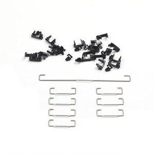 Costar Style Plate-mounted Costar Stabilizers Balancing Pole Raised Wire 6.25u 2u For MX Mechanical Keyboard Filco(China)
