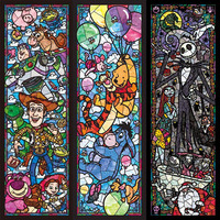 Full Square Round Drill 5D DIY Diamond Painting Cartoon Character 3D Embroidery Cross Stitch Mosaic Rhinestone