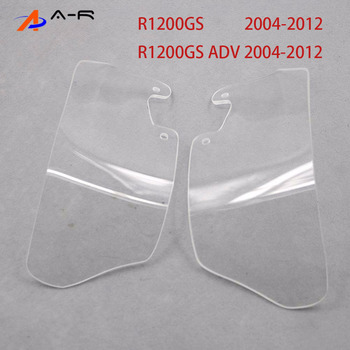 WindScreen Windshield Slipstream wind Deflector For BMW Oil Cooled Model R1200GS / R 1200 GS ADV Adventure 2004 - 2012 2011 - discount item  41% OFF Motorcycle Parts