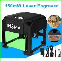 High Quality 1500mW USB Laser Engraver DIY Logo Mark Printer Cutter Carver Engraving Laser Carving Machine