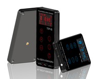 Tattoo Power Supply HP 2 HURRICAN UPGRADE Touch Screen TP 5 Intelligent Digital LCD Makeup Dual
