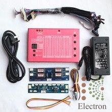 LED LCD Панели Тестер Инструмент Для ТВ Ремонта Ноутбука Со Встроенным 100 видов Lvds Разрешение Экрана Поддержка 7-84″
