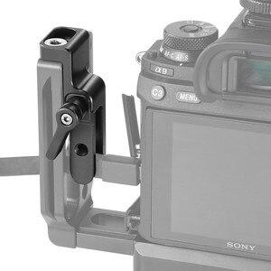 Image 5 - لوحة تركيب لوحة صغيرة صغيرة A7M3 A7R3 L لـ Sony A7SIII A7III A7RIII A9 Arca السويسري 2122