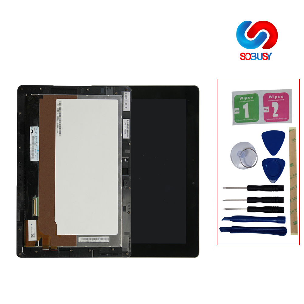 Tablet Asus Transformer Pad TF300T Touch Screen Glass Replacement G01 Version US