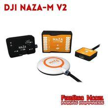DJI NAZA-М V2 Полет контроллер для Квадрокоптер Drone Quadcopter Hexcopter, дополнительный модуль GPS