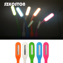 SZKOSTON 1 stücke Mini USB Licht Flexible LED Licht mit USB für Xiaomi Power bank für comupter Laptop Tragbare Led lampe notebook(China)