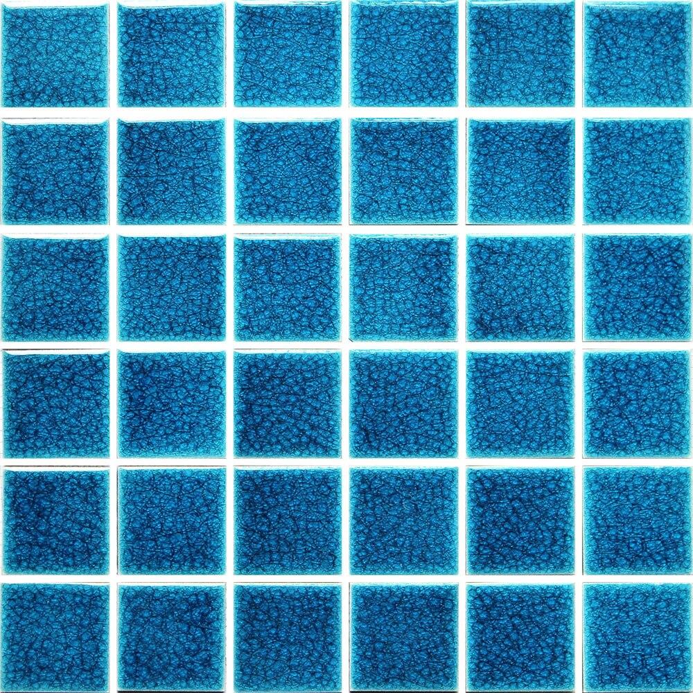Ceramic mosaics blue crackle tiles glazed porcelain swimming pool ceramic mosaics blue crackle tiles glazed porcelain swimming pool bathroom wall mirror decorative kitchen backsplash shower tile on aliexpress alibaba dailygadgetfo Choice Image