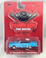 Reel Rides TOMMY BOY 1 64 Movie Car 67 Plymouth GTX Convertible Malibu Intl