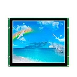 DMT80600T080_07WT Devon 8-cal DGUS interfejs szeregowy przemysłowy pojemnościowy ekran dotykowy głos konfiguracji LCD pełne zestawy