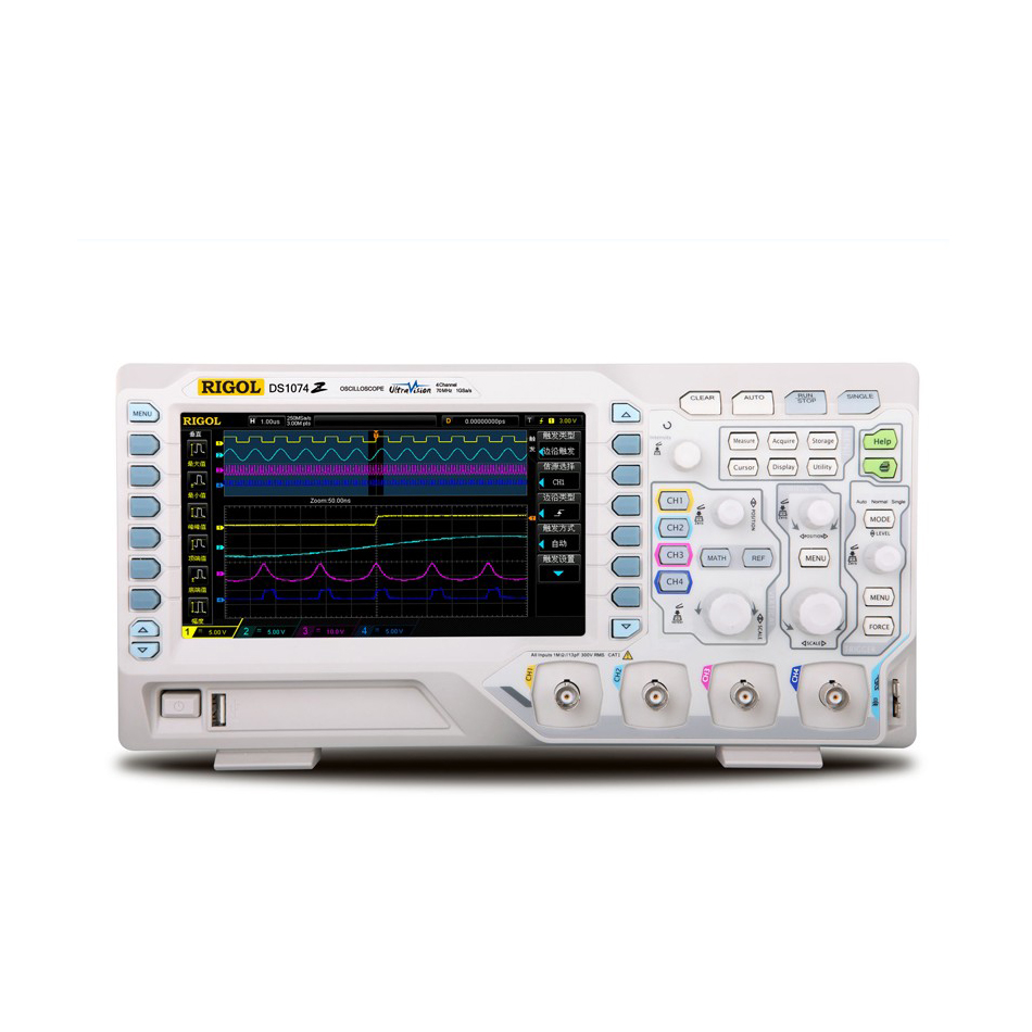 RIGOL DS1074Z 70MHz Digital Oscilloscope 4 analog channels