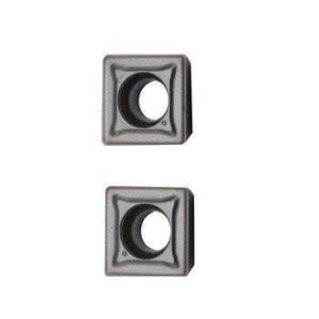 HR52522B E SPMG060204DG 20pcs CNC Blade Square U-Drill Flat Flat Deep Hole Drill Blade