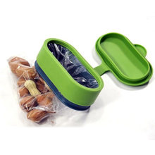 3pcs/Lot Kitchen Tool Sealing Clip Food Snacks Storage Bag Fresh Food Chips Saver Cover Cap Lid Accessories Lock Sealer Clamp 35(China)