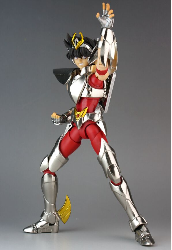 in stock Great Toys Pegasus V3 EX Bronze Saint Seiya metal armor model myth cloth action figure