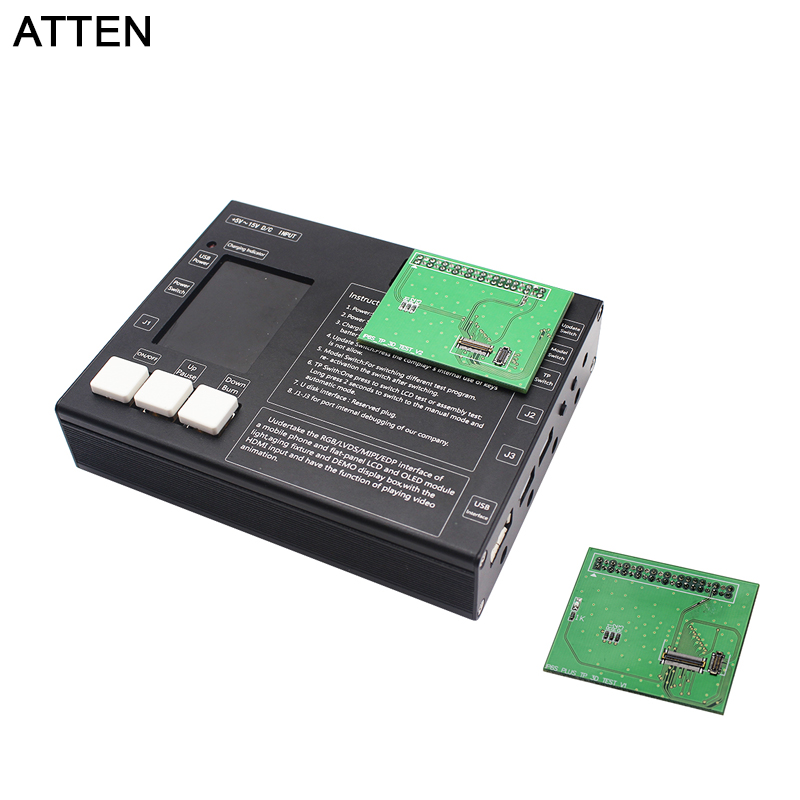 ATTEN LCD display & Digitizer Touch screen panel Tester test board for iphone 6S 6S plus 6SP Touch Screen Tester Box
