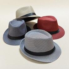 Inglaterra Retro hombres par de mujeres sombreros de Jazz sombrero  Primavera Verano otoño sombrero tapa la 5b575e341d1