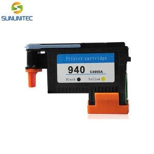 Image 2 - 2 PZ Originale C4900A C4901A 940 testina di stampa testina di stampa Per HP 8500 8000