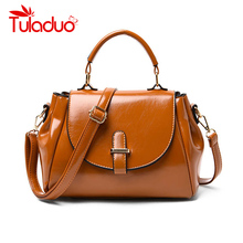 New Handbags Women High Quality Leather Message Bags Female Casual Tote Ladies Bag Crossbody Bags For Women Hand Bags Hot Sale