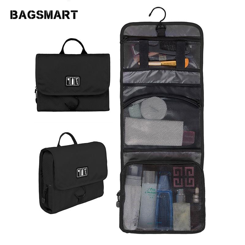 Bagsmart New Ladies Makeup Organizer Travelling Necessaries For