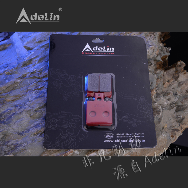 Motorcycle Brake Caliper Pads For Adelin Adl-10 2 Piston Brake Caliper P32f 84mm блуза adl adl ad005ewvpi02
