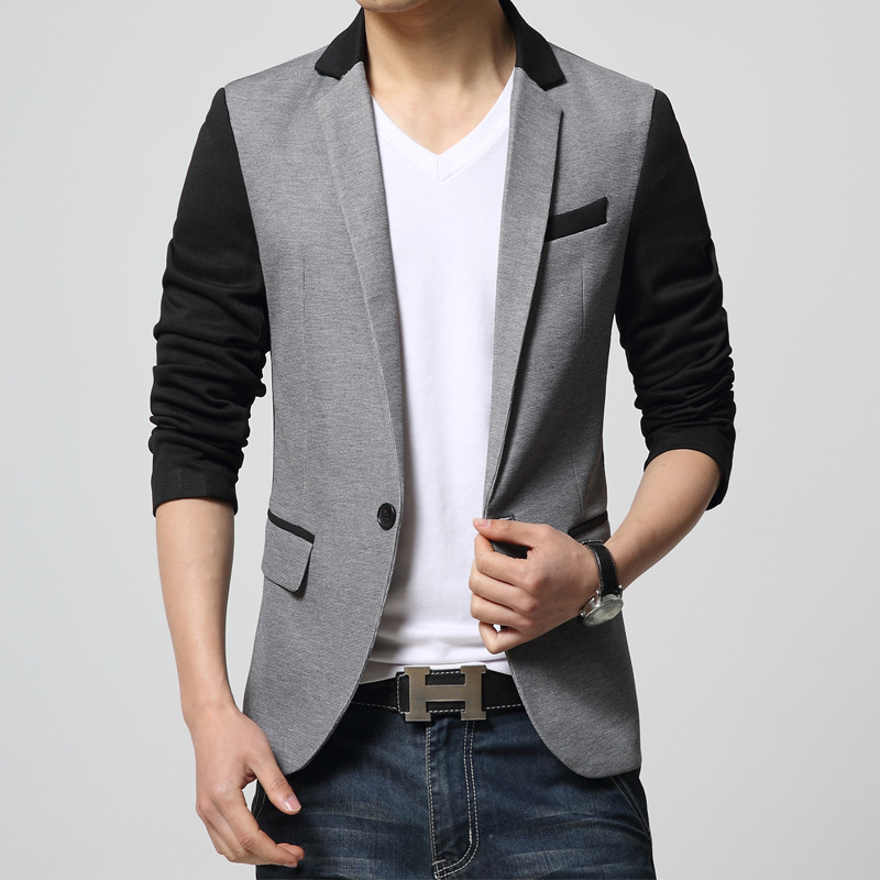 Mens Casual Blazers To Wear With Jeans - Trendy Clothes