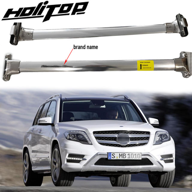 Nerf Bars & Running Boards Honest Hottest Luggage Bar Roof Bar Cross Bar For Mercedes-benz Glk Series 2015-2019,can Loading 300kg,high Quality,strongly Recommend In Many Styles Exterior Parts