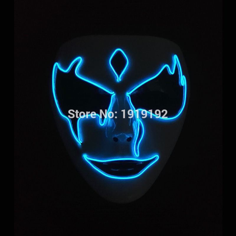 HTB1cQPXRVXXXXb0aXXXq6xXFXXXZ - Mask Light Up Neon LED Mask For Halloween Party Cosplay Mask PTC 260