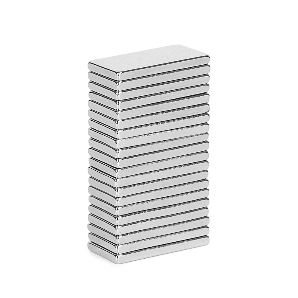 20PCS N52 20x10x2mm Super Strong Neodymium Magnet Powerful Magnetic Rare Earth NdFeB Permanent Magnets