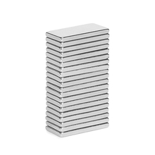 20PCS N52 20x10x2mm Super Strong Neodymium Magnet Powerful Magnetic Rare Earth NdFeB Permanent Magnets ledere 50 100pcs 5x8 neodymium magnet 5mm 8mm strong rare earth neodymium magnets ndfeb permanent magnetic 5mmx8mm 5 8