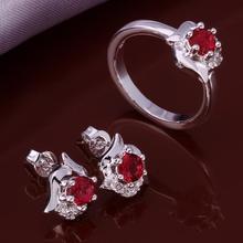S656 2015 bulk sale cheap bridal party jewelry sets