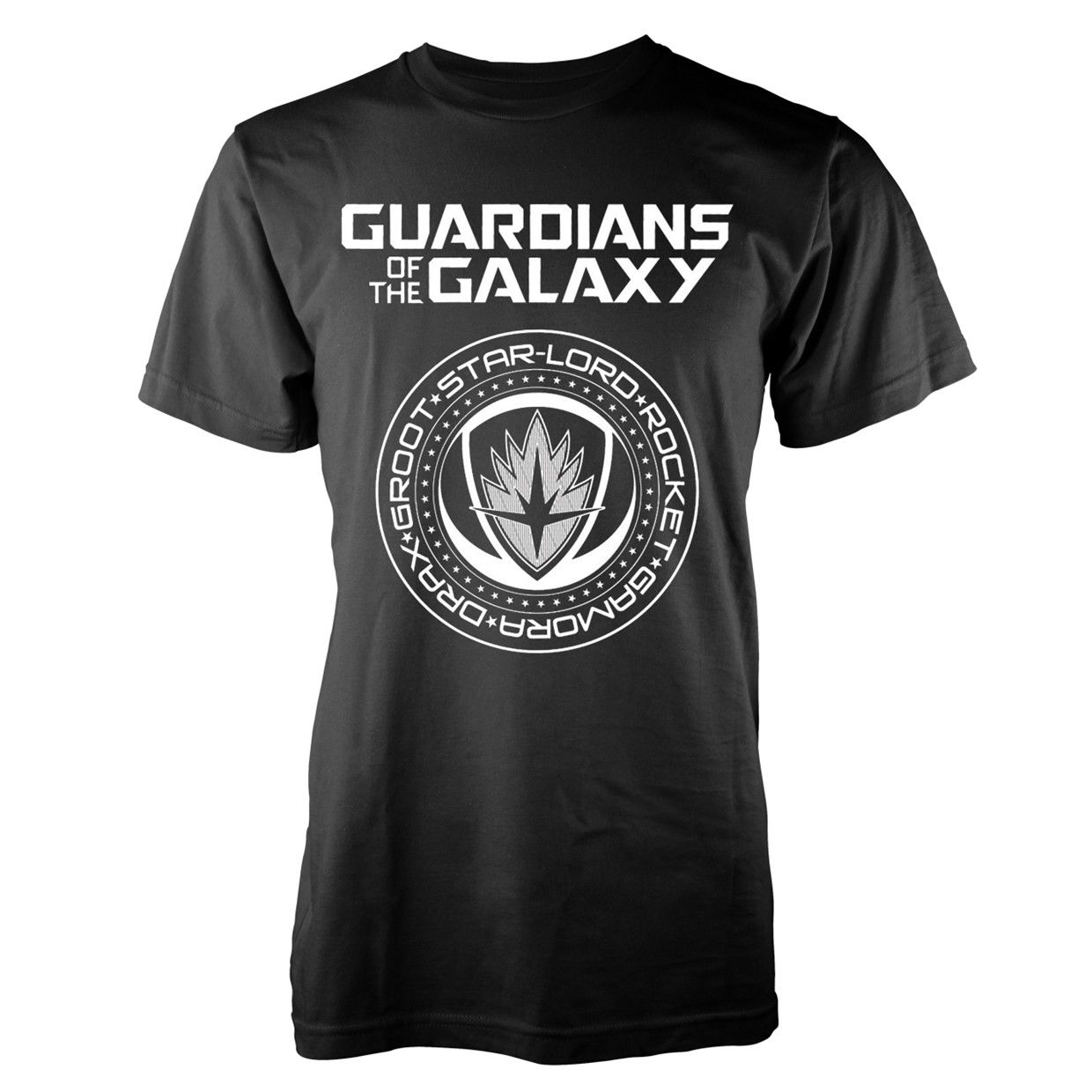 Guardians of The Galaxy 2 Logo Licensed Tee T-Shirt Men New Funny Brand Clothing Print T Shirt Summer Style Hot Normal