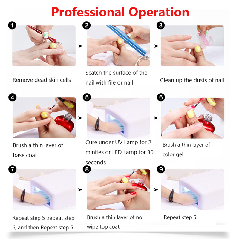 manicure-steps