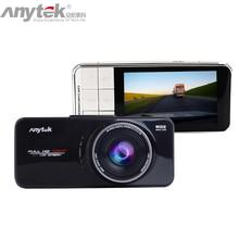 Original Anytek AT66A Car DVR Full HD 1080P dash cam Novatek 96650 170 degree Supper Night Vision car camera Recorder