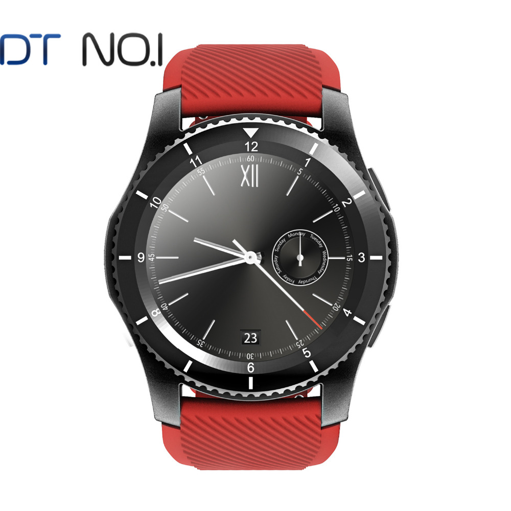 DTNO.1 1.3 Inch 240*240 Pixels Smartwatch Phone Remote control phone camera NO.1 G8 relogio inteligente Sports wearable devices