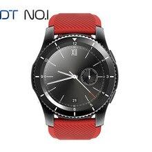 DTNO.1 1,3 дюймов 240*240 Пиксели Smartwatch телефон дистанционного управления телефона камеры № 1 G8 relogio inteligente спортивные Носимых устройств