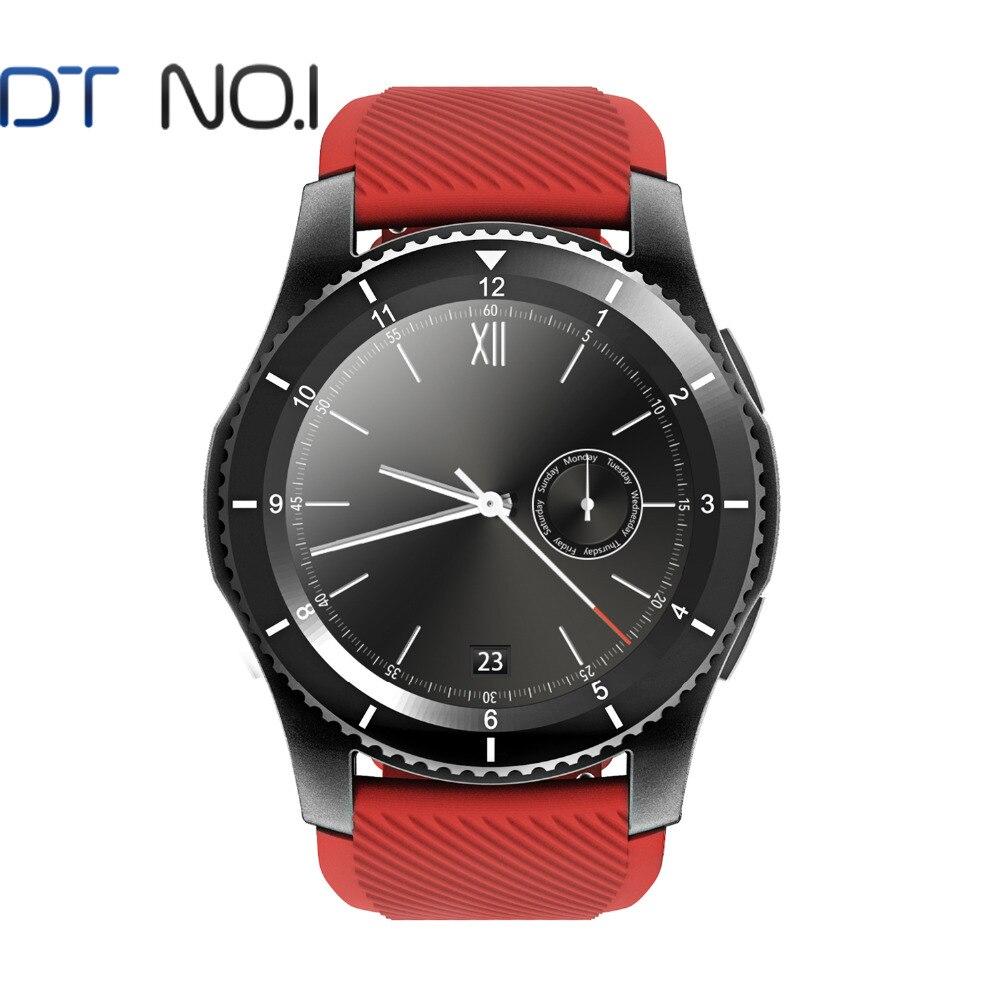 DTNO.1 1.3 pouce 240*240 Pixels Smartwatch Téléphone télécommande téléphone appareil photo N ° 1 G8 relogio inteligente Sports portable dispositifs