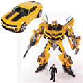 Revenge of the Fallen Human Alliance Movie Robots Bumblebee+Sam Action Figures Brand New gift Toys For Children Without Box
