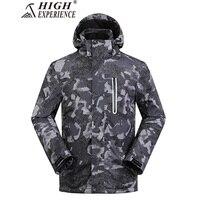 2018 Wintersport Snow Ski Jacket Men Snowboard Jacket Winter Coat Waterproof Warm Mountain Skiing Suit for Men Veste Ski Homme