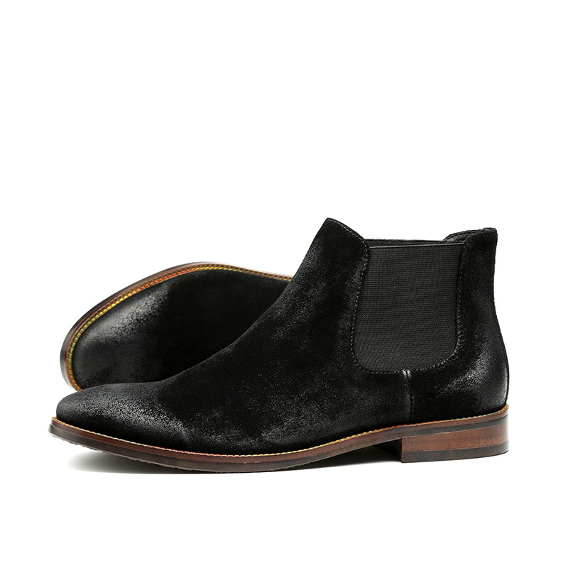 Marca Design Schoenen Mycoron Sapatos Couro Botas Mannen Minimalista Outono Linhas Top De Homens Genuíno Novos Costura wEwFqf
