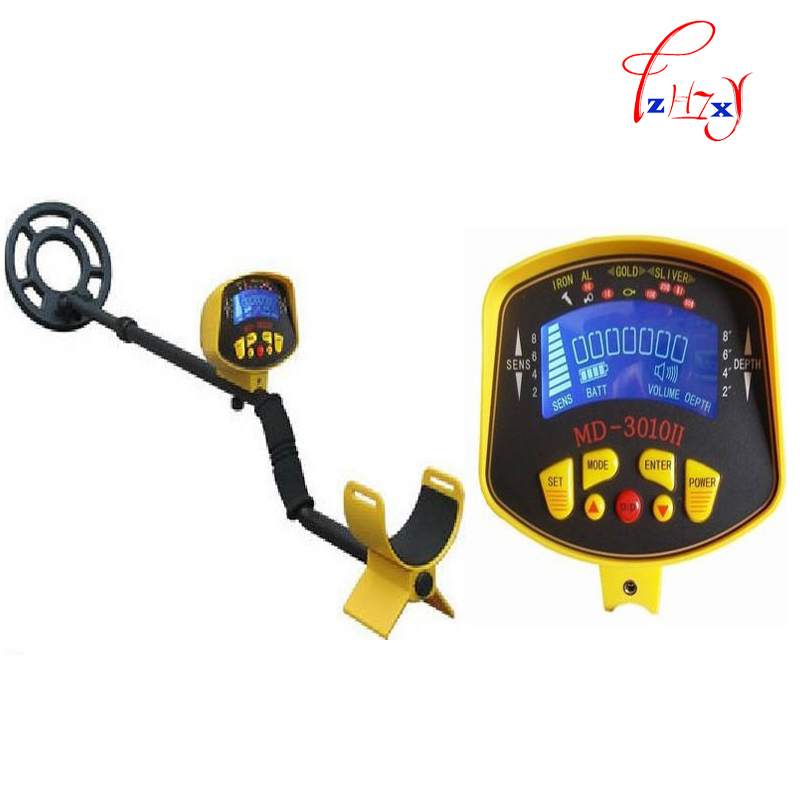 1pc MD-3010II Metal Detector Gold Digger Treasure Hunter  цены